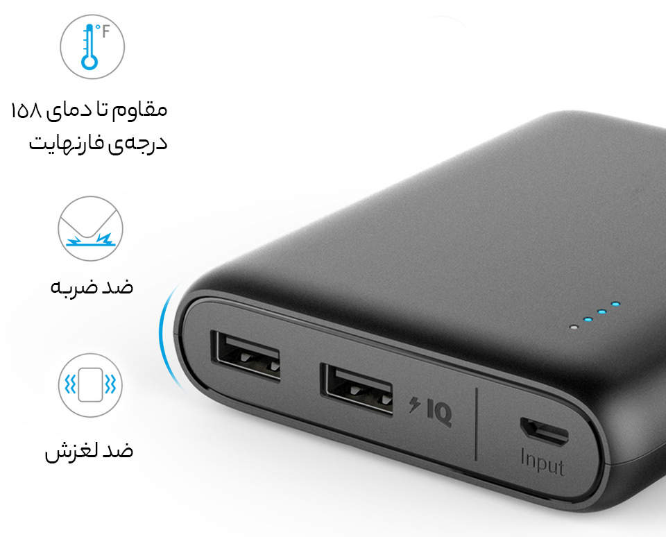 Anker A1215 Powercore 13000mAh Power Bank