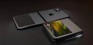 اپل کار بر روی یک آیفون تاشو را آغاز کرده است