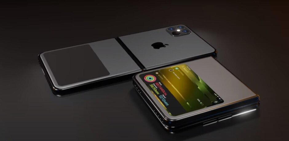 Apple has started work on a foldable iPhone
